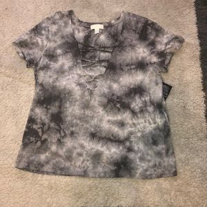 BRAND NEW Plus Size Tie Dye T-Shirt